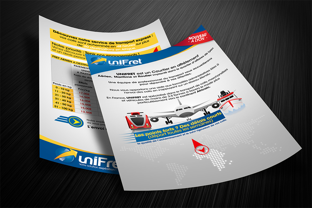 Flyer-Unifret-Mockup